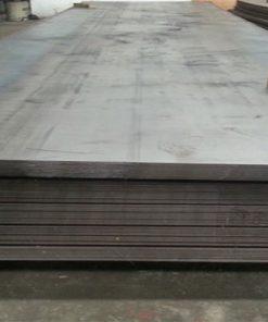 Thép tấm CT3 sử dụng trong đóng tàu, cơ khí xây dựng, kết cấu thép.